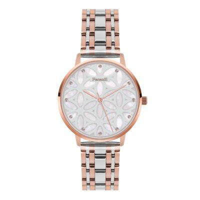 Ρολόι Ferendi Chrysalis 3820R-225 Ροζ-Χρυσό Μπρασελέ