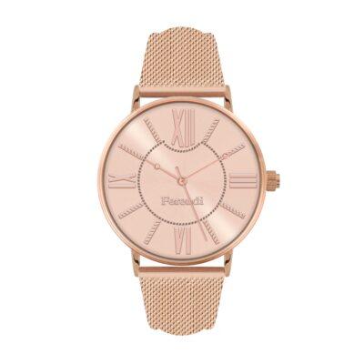 Ρολόι Ferendi Comely 1840R-103 Ροζ Χρυσό Μπρασελέ