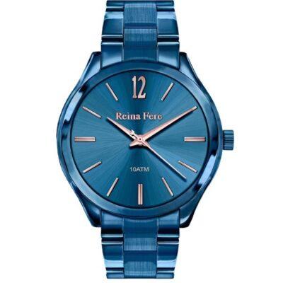 Ρολόι Reina Fere Oceanis 1953-4 Μπλε Μπρασελέ