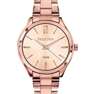 Ρολόι Reina Fere Oceanis 1953-5 Ροζ Χρυσό Μπρασελέ
