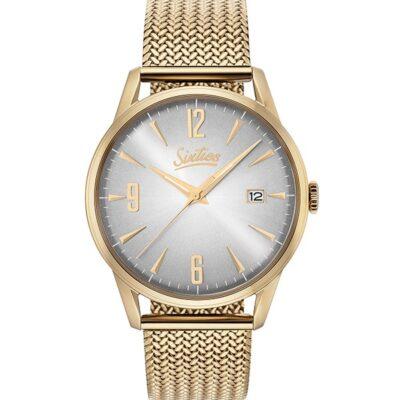 Ρολόι Sixties Sunrise YGME-02 Χρυσό Μπρασελέ