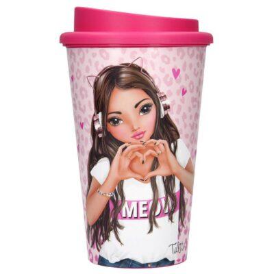 ΠΟΤΗΡΙ TOP MODEL DRINKING CUP-TO-GO CAT - ΠΟΤΗΡΙ by Depesche