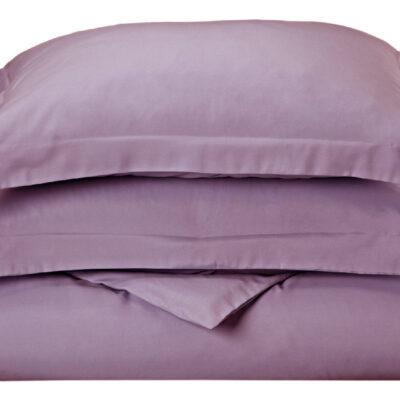 Anna Riska Ζεύγος Μαξιλαροθήκες Oxford 50X70+5 Luxury 3 Lilac