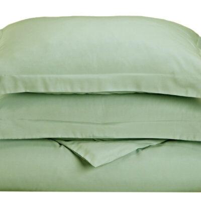 Anna Riska Ζεύγος Μαξιλαροθήκες Oxford 50X70+5 Luxury 4 Bright Green