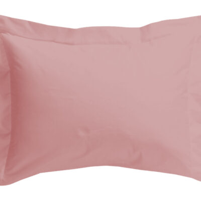 Anna Riska Ζεύγος Μαξιλαροθήκες Oxford 50X70+5 Prestige 1 Blush Pink