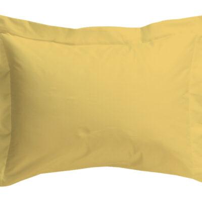 Anna Riska Ζεύγος Μαξιλαροθήκες Oxford 50X70+5 Prestige 11 Yellow