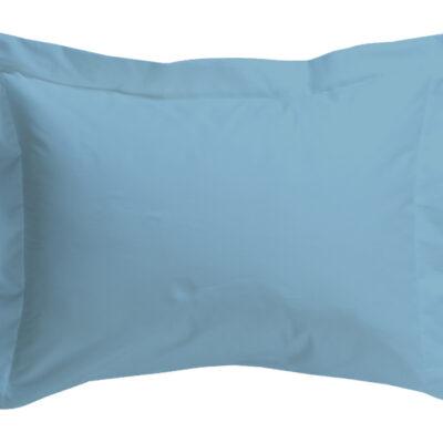 Anna Riska Ζεύγος Μαξιλαροθήκες Oxford 50X70+5 Prestige 5 Lake Blue