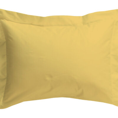 Anna Riska Μαξιλαροθήκη 30X40+4 Prestige Baby 11 Yellow