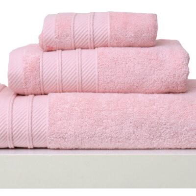 Anna Riska Πετσέτα Σώματος 70X140 Soft 1 Blush Pink