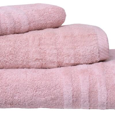 Anna Riska Πετσέτα Σώματος 70X140 Spa 5 Blush Pink