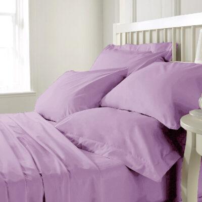Anna Riska Σετ Σεντόνια Κούνιας 120X165 Prestige Baby 7 Lilac